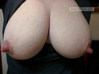 Very big Tits Of My Room Mate Selfie by LovelyRack